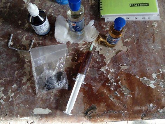 Жители Скадовска наладили канал поставки наркотиков (фото) (фото) - фото 2
