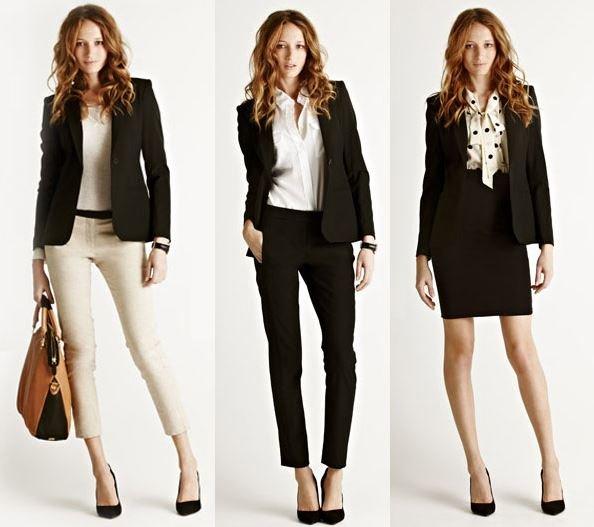 «Не только черно-белые тона»: что нужно знать о деловом стиле новополочанкам и полочанкам (фото) - фото 2