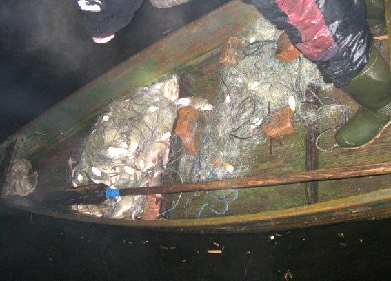 На Полтавщине задержали браконьера с солидным уловом (фото) - фото 2