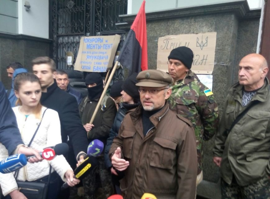 61b97e1cf15f91e87e1333ab7d854e65 Под стенами одесской прокуратуры двести человек: полная блокада вот-вот стартует