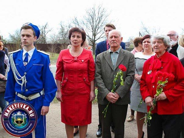 В Макеевке почтили память узников фашистских концлагерей (фото) - фото 3