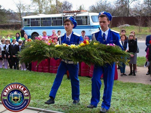 В Макеевке почтили память узников фашистских концлагерей (фото) - фото 1