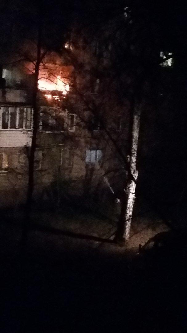 На ул. Ковалевской произошел пожар: у пенсионера ожоги и отравление угарным газом (ФОТО, ВИДЕО) (фото) - фото 2