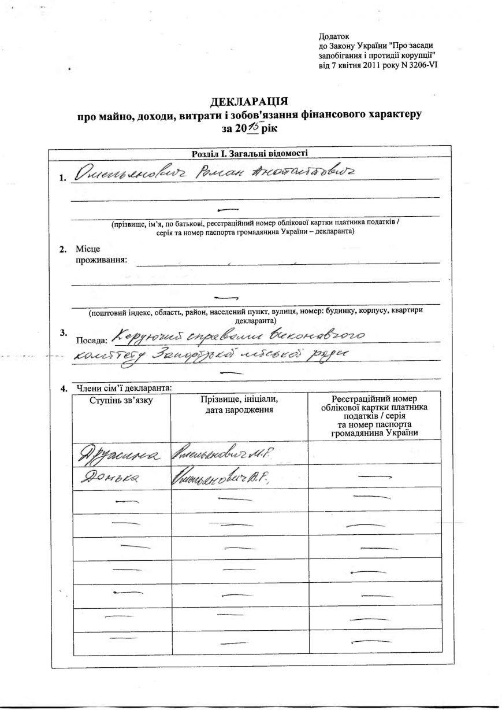 Перед трудоустройством в мэрию запорожсталевцам существенно повысили зарплату: анализ деклараций (фото) - фото 9