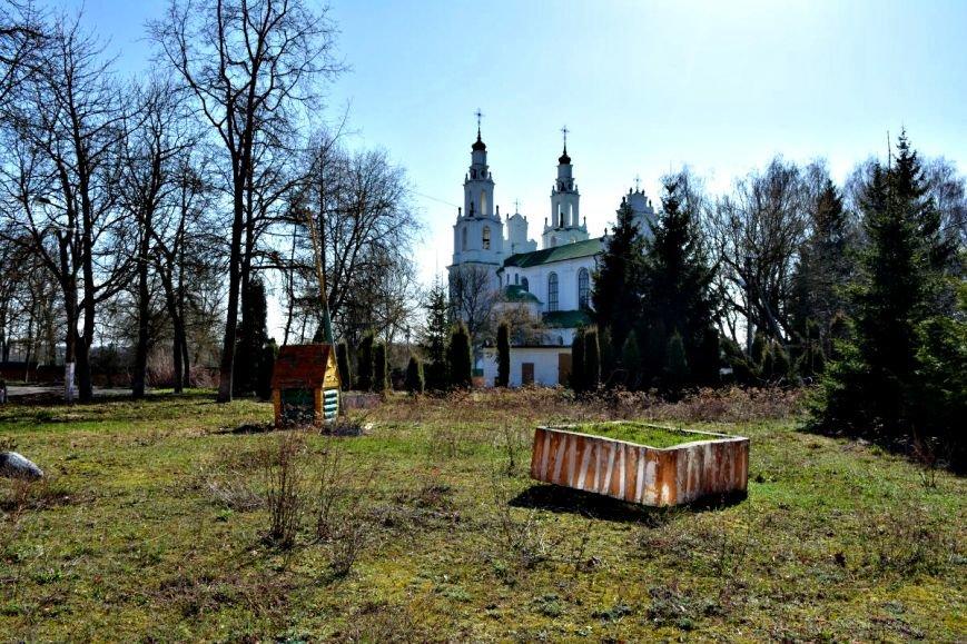 «Территория вокруг Софийского собора заметно преобразится». Как выглядит больничный городок спустя четыре года после юбилея Полоцка, фото-29