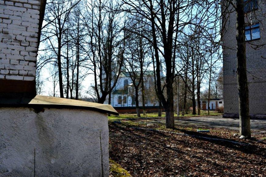 «Территория вокруг Софийского собора заметно преобразится». Как выглядит больничный городок спустя четыре года после юбилея Полоцка, фото-15