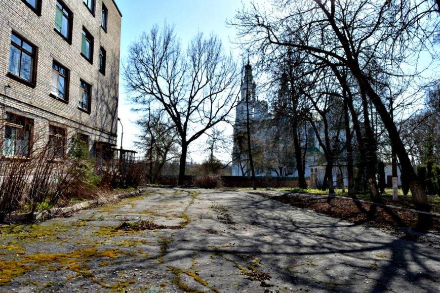 «Территория вокруг Софийского собора заметно преобразится». Как выглядит больничный городок спустя четыре года после юбилея Полоцка, фото-30