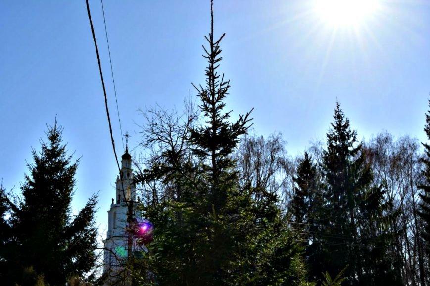 «Территория вокруг Софийского собора заметно преобразится». Как выглядит больничный городок спустя четыре года после юбилея Полоцка, фото-31