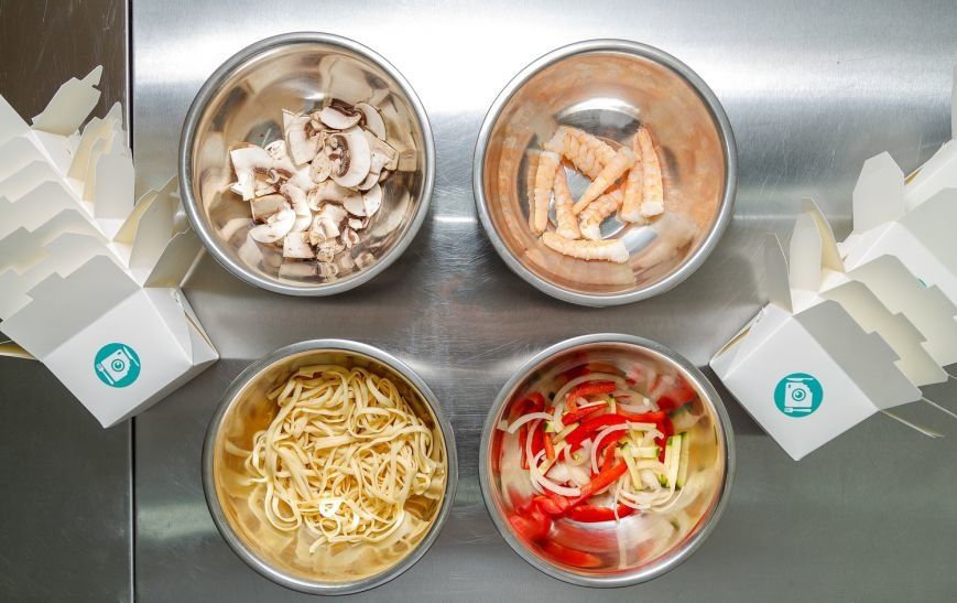 Новая служба доставки еды в Днепропетровске (фото) - фото 3