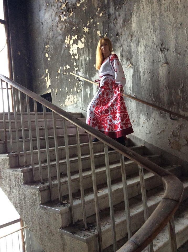 Модельний показ черкаської мисткині став благодійним проектом на підтримку драмтеатру (ФОТО), фото-2