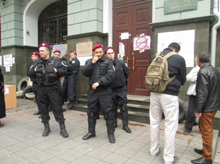 "13e52d0c1659d6dea6cdbad6fc79f020 Одесская полиция ""утихомирила"" прокурорский майдан"