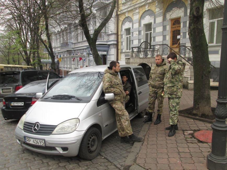"d5a36d52406e5f91962154c3a20e8db6 Одесская полиция ""утихомирила"" прокурорский майдан"