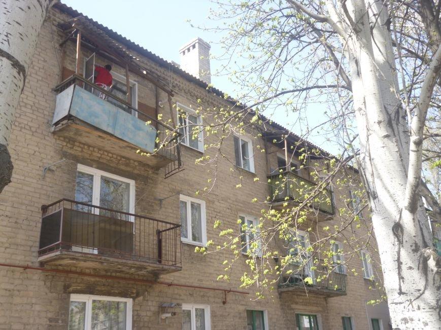 Как движется прогресс с аварийными балконами в центре Красноармейска (Покровска)? (фото) - фото 5