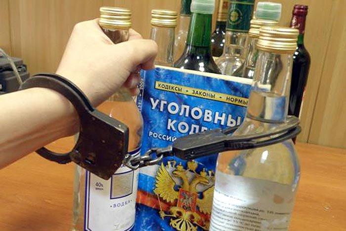 В Балаково незаконно торговали продуктами и алкоголем (фото) - фото 1