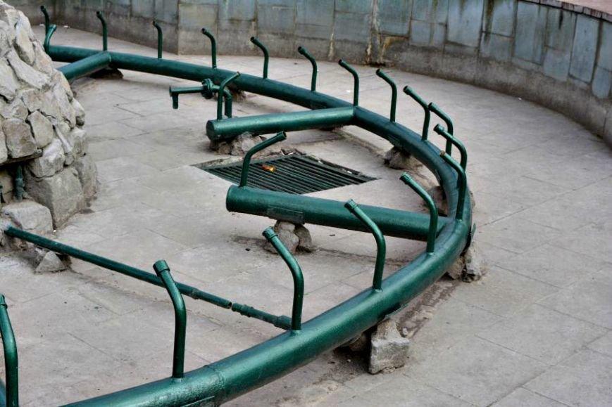 «11 тысяч кубов питьевой воды в год». 1 мая в Новополоцке включат фонтаны, фото-15