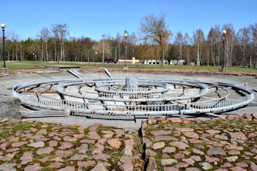 «11 тысяч кубов питьевой воды в год». 1 мая в Новополоцке включат фонтаны, фото-6