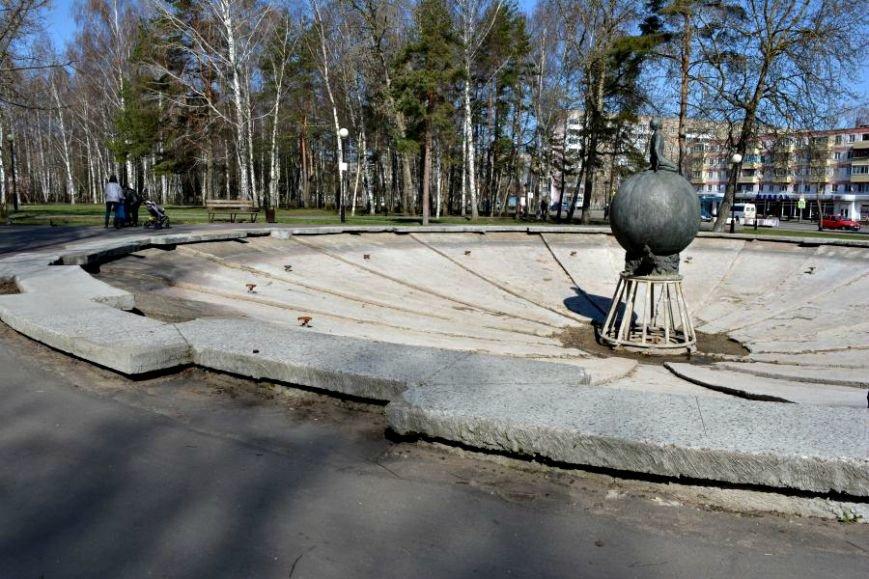 «11 тысяч кубов питьевой воды в год». 1 мая в Новополоцке включат фонтаны, фото-1