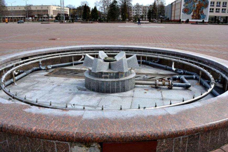 «11 тысяч кубов питьевой воды в год». 1 мая в Новополоцке включат фонтаны, фото-7