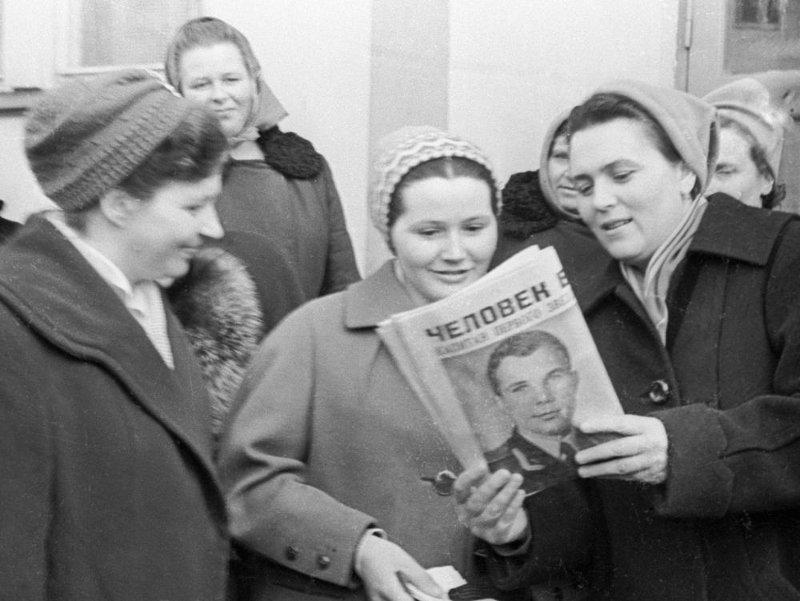 «Это было действительно счастье, настоящий праздник». Воспоминания современников о 12 апреля 1961 года (фото) - фото 2