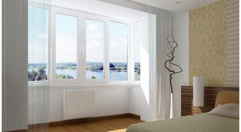 Остекление пластиковыми окнами (фото) - фото 1
