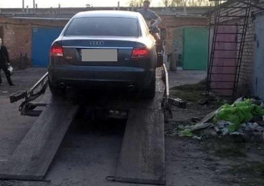 Столична поліція оприлюднила фото знайденого автомобіля зниклого львів'янина (ФОТО) (фото) - фото 1