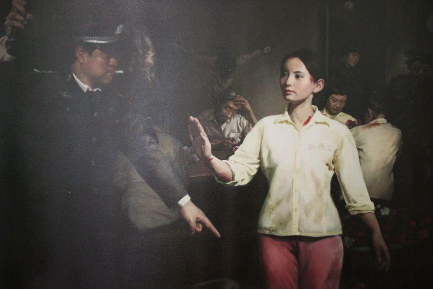 В Днепропетровске открылась нашумевшая выставка китайского сюрреализма: как журналисты искали в филармонии сектантов (ФОТО), фото-18