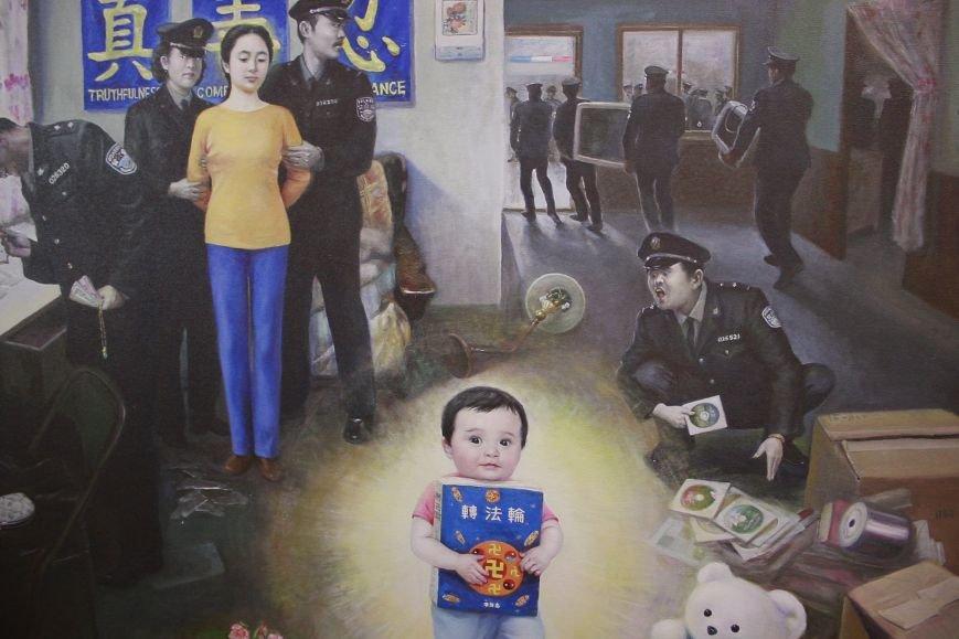 В Днепропетровске открылась нашумевшая выставка китайского сюрреализма: как журналисты искали в филармонии сектантов (ФОТО), фото-27