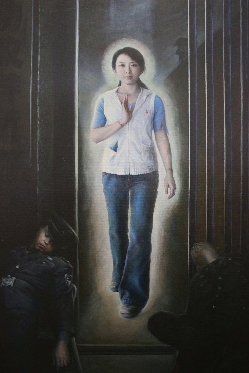 В Днепропетровске открылась нашумевшая выставка китайского сюрреализма: как журналисты искали в филармонии сектантов (ФОТО), фото-24