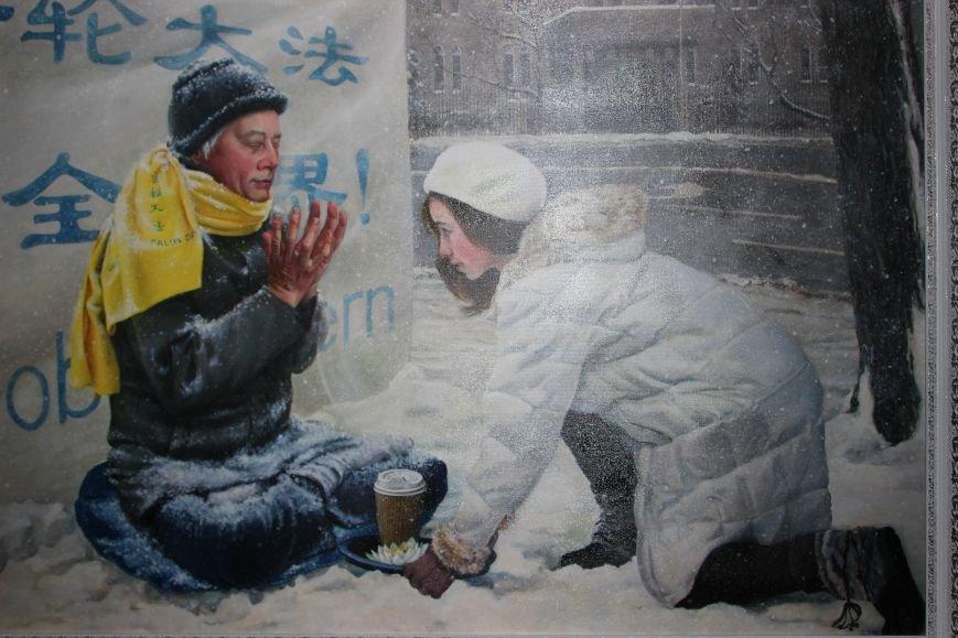 В Днепропетровске открылась нашумевшая выставка китайского сюрреализма: как журналисты искали в филармонии сектантов (ФОТО), фото-13