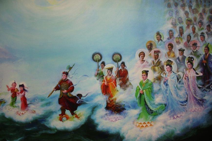 В Днепропетровске открылась нашумевшая выставка китайского сюрреализма: как журналисты искали в филармонии сектантов (ФОТО), фото-2