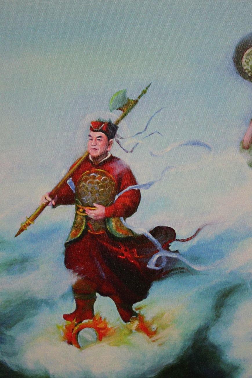 В Днепропетровске открылась нашумевшая выставка китайского сюрреализма: как журналисты искали в филармонии сектантов (ФОТО), фото-4