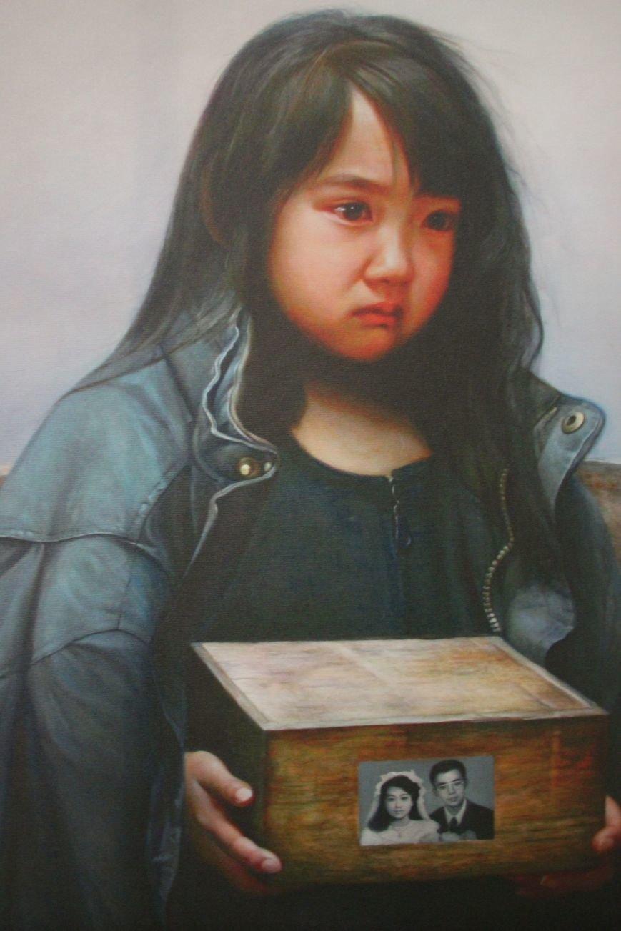 В Днепропетровске открылась нашумевшая выставка китайского сюрреализма: как журналисты искали в филармонии сектантов (ФОТО), фото-20