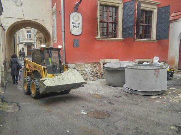 У Львові розпочали реставрувати Вірменське подвір'я (ФОТО) (фото) - фото 3