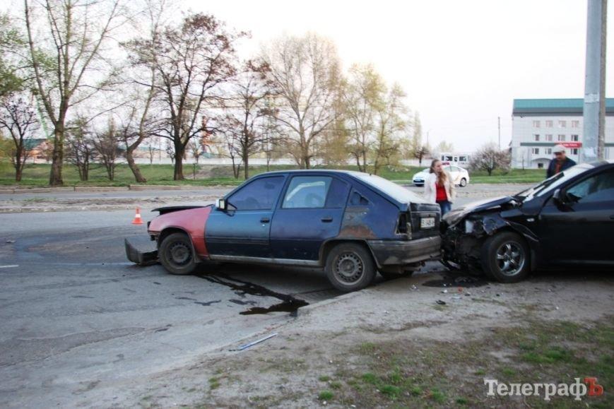 В ДТП на Большой Набережной пострадала 19-летняя гостья Кременчуга (дополнено), фото-4