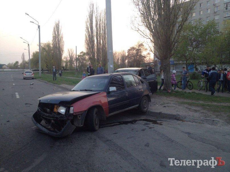 В ДТП на Большой Набережной пострадала 19-летняя гостья Кременчуга (дополнено), фото-2