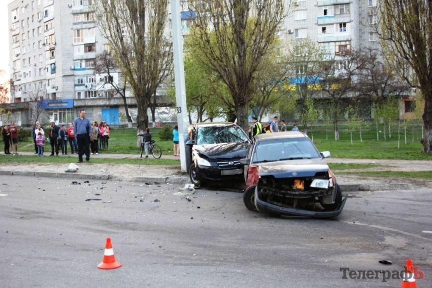 В ДТП на Большой Набережной пострадала 19-летняя гостья Кременчуга (дополнено), фото-3