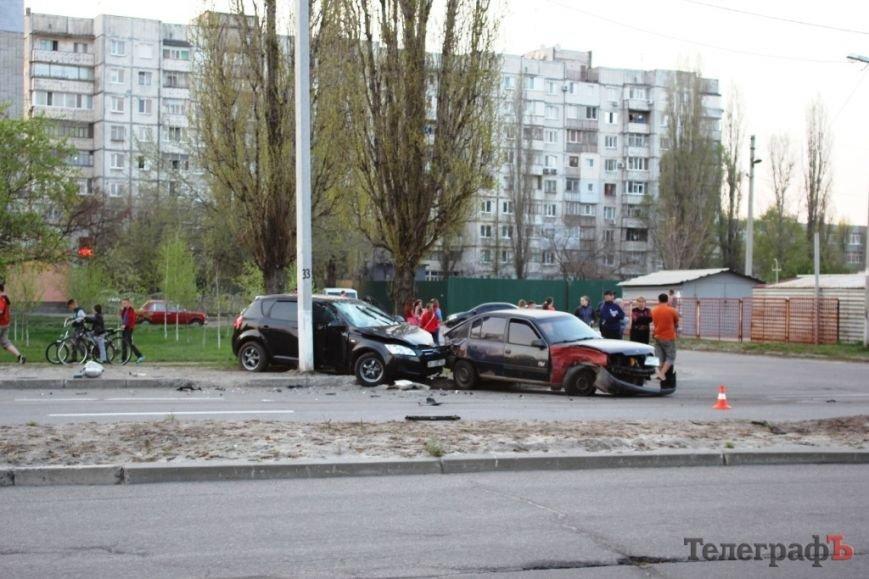 В ДТП на Большой Набережной пострадала 19-летняя гостья Кременчуга (дополнено), фото-5