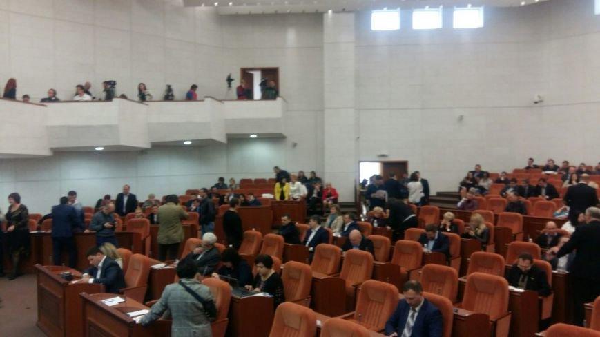Сессия городского совета Днепропетровска: текстовая онлайн-трансляция (фото) - фото 12