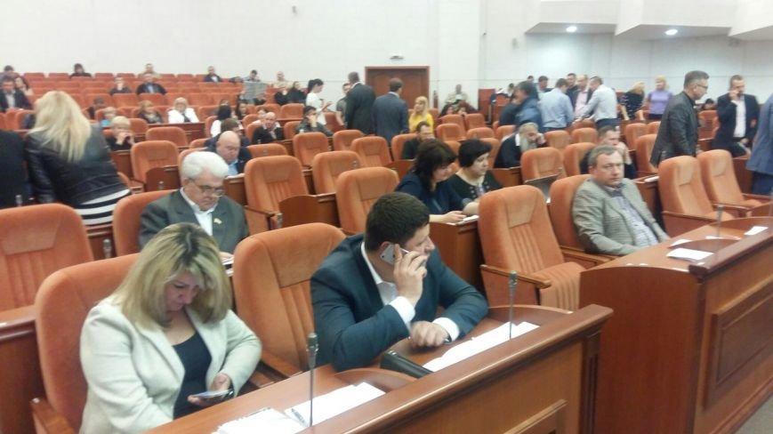 Сессия городского совета Днепропетровска: текстовая онлайн-трансляция (фото) - фото 7