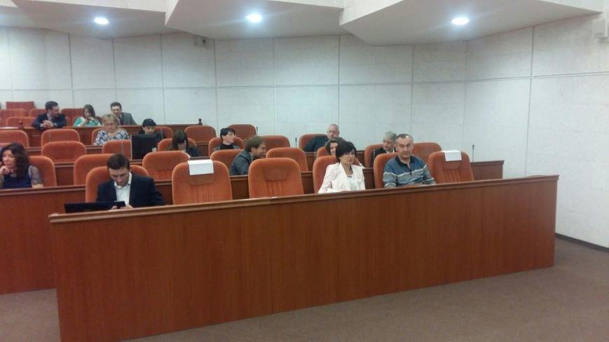 Сессия городского совета Днепропетровска: текстовая онлайн-трансляция (фото) - фото 6