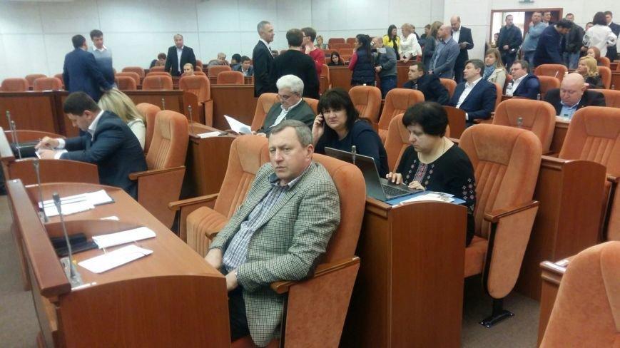Сессия городского совета Днепропетровска: текстовая онлайн-трансляция (фото) - фото 10