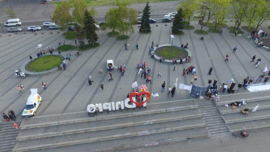 Узнай первым: как в Днепропетровске отмечали День космонавтики (ФОТО, ВИДЕО) (фото) - фото 1