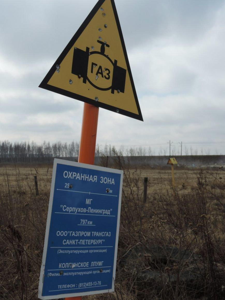 В Пушкинском районе создадут карту несанкционированных свалок (фото) - фото 1