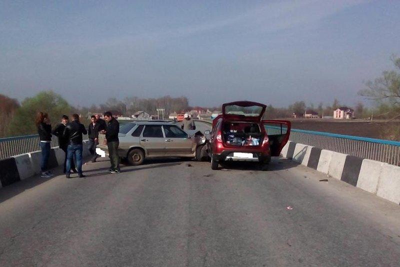 В Белгородской области пьяный камазист протаранил машину и скрылся (фото) - фото 1