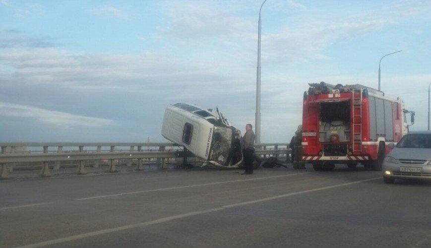 Авария на «Мосту Победы» унесла жизнь пенсионерки (ФОТО, ВИДЕО) (фото) - фото 1