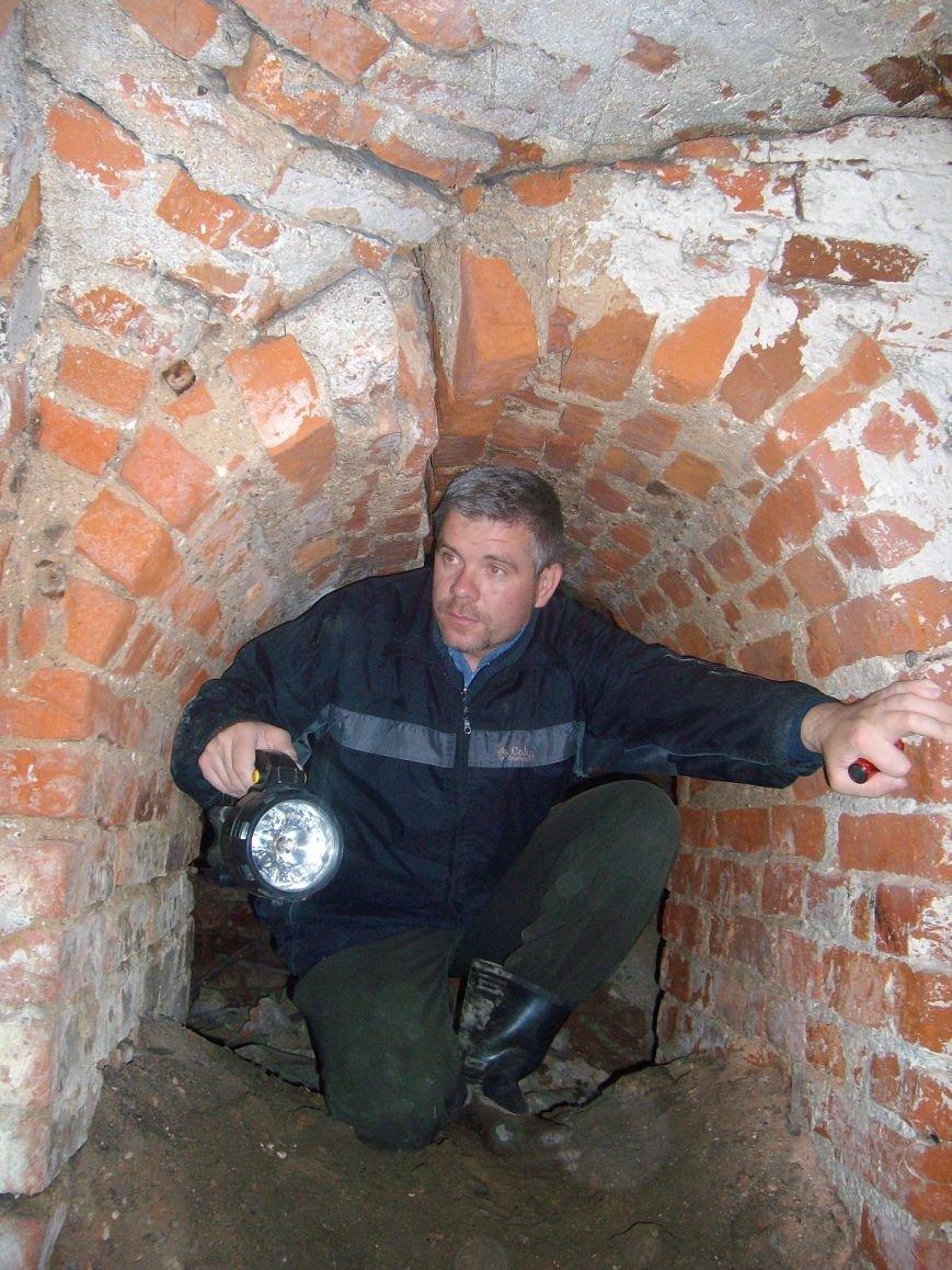 Тайна библиотеки, или что скрывает подземелье Иезуитского коллегиума в Полоцке (фото) - фото 9