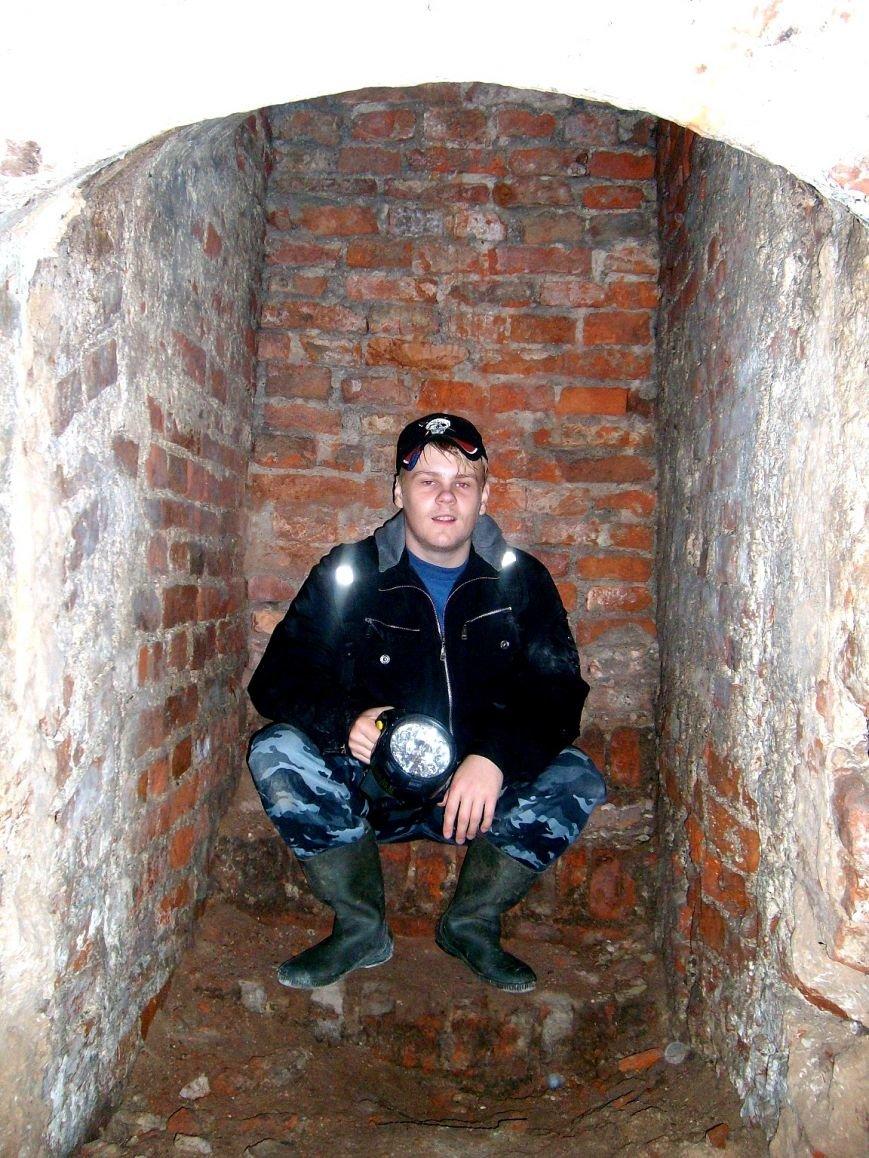 Тайна библиотеки, или что скрывает подземелье Иезуитского коллегиума в Полоцке (фото) - фото 5