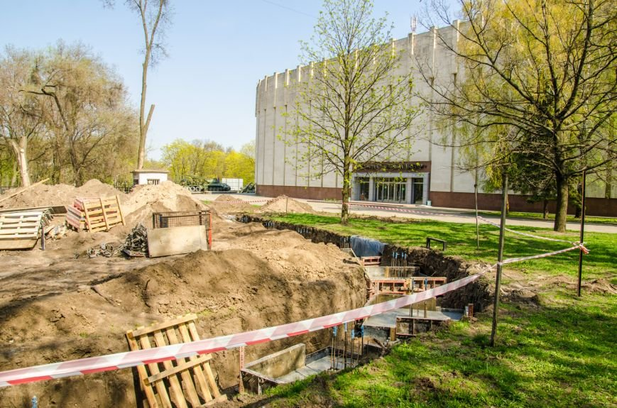 В Днепропетровске откроют уличную экспозицию  будущего музея АТО (ФОТО) (фото) - фото 6