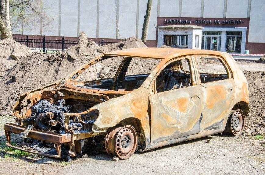 В Днепропетровске откроют уличную экспозицию  будущего музея АТО (ФОТО) (фото) - фото 7