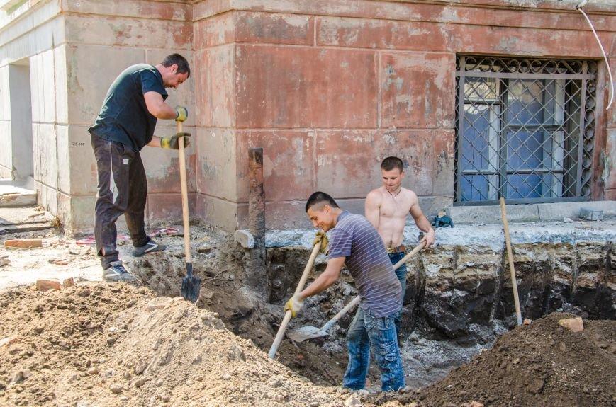 В Днепропетровске откроют уличную экспозицию  будущего музея АТО (ФОТО) (фото) - фото 1